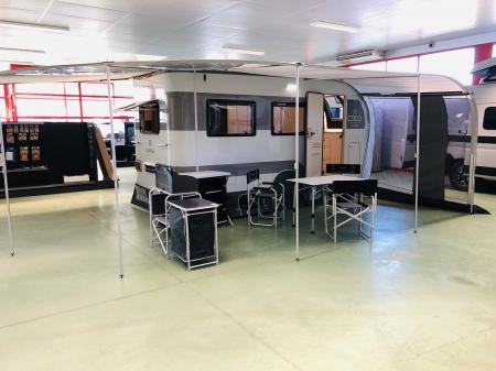 caravane DETHLEFFS COCO PACK LOUNGE modele 2019